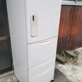 冷蔵庫382L中古 差し上げます