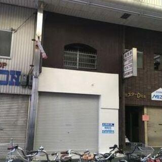 ★貸店舗・事務所(一括)★ 北田辺駅2分 商店街 飲食可 2階建...