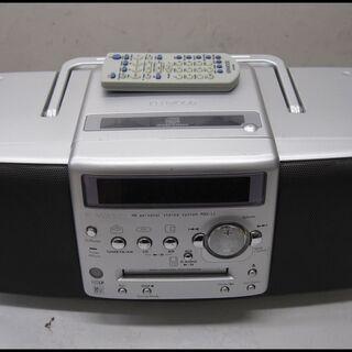 新生活!5400円 KENWOOD CD/MD/ラジオ パ…
