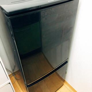 つけかえどっちもドア SHARP 137L 2ドア冷蔵庫ブ…