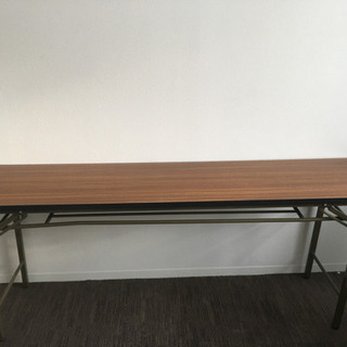 折りたたみ式 会議用テーブル(長机)