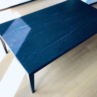 引き取り可能な方 アクタス リビングローテーブル