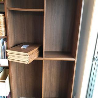 6段 本棚 高さ調整式棚 シェルフ