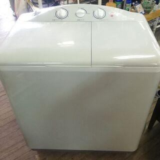 ☆訳あり特価品☆ 2槽式洗濯機 LG電子 WP-42P1 うず巻...