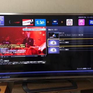 シャープ  AQUOS 46型 液晶テレビ