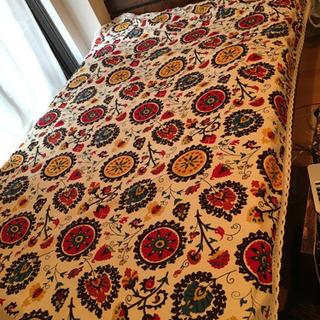 テーブル カバー 、ベッド カバー、 ソファ カバー、 壁飾り ス...