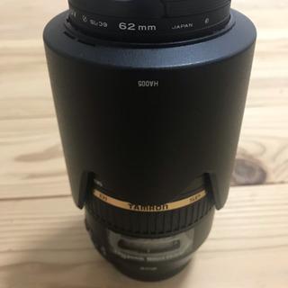 デジカメ フルサイズ用望遠レンズ タムロン a005