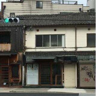 ★貸店舗・事務所(一括)★ 西田辺駅11分 あべの筋に面す 飲食...