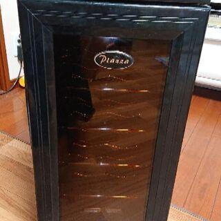 【美品】ワインセラー ワインクーラー piazza EMHA-093