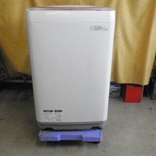 シャープ 6.0kg 全自動洗濯機 穴なし槽 ES-GE60P-P...