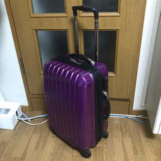 コンパクトスーツケース