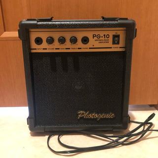 ギター・ベースのアンプ ほぼ未使用