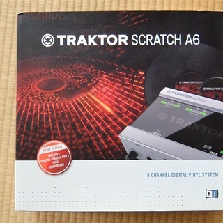 Native Instruments TRAKTOR Scrat...