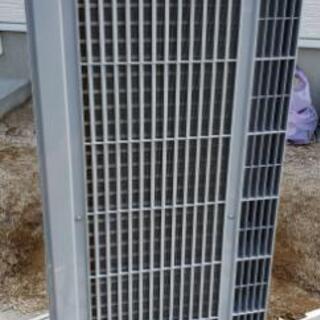 窓用エアコン!冷暖房付!引っ越ししたので…