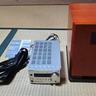 ONKYO INTEC155 デジタルホームシアターシステム シ...