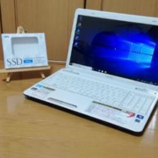 【core i5+新品SSD240GB】サクサク動作♪ ノートパ...