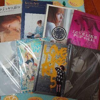 【美品】aiko アイコ パンフレット 8冊 ラブライクポップ ラ...