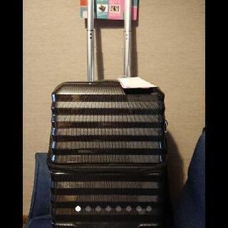 [新品未使用]アクタス actus フロントオープン スーツケース