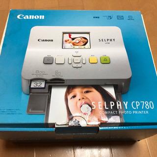 Canon SELPHY CP780 写真専用プリンター