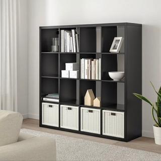 【あげます】 IKEA イケア カラックス KALLAX 棚 仕切...