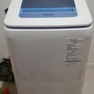7kg.配送設置込み!不具合無し、週1回槽洗浄実施