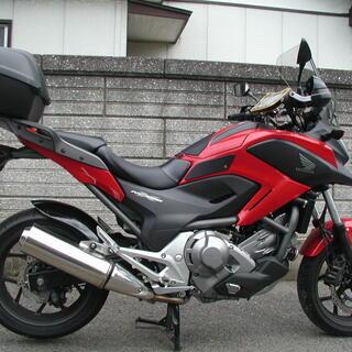 ホンダ NC700X 快適なDCT&ABS装着モデル!! ETC...