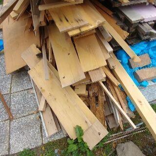 ⭐完全無料⭐木材廃材、薪用