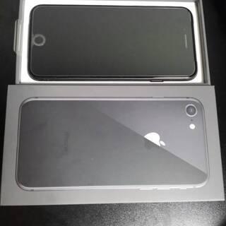 ■SIMロック解除済 iPhone8 64GBスペースグレイ