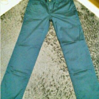 値下不可 新品 ワールド SPB デニム パンツ ブラック Lサイズ