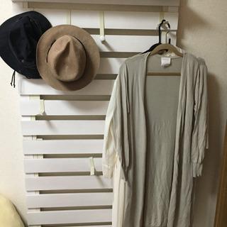 フック 服や帽子がかけれます 洋服掛け