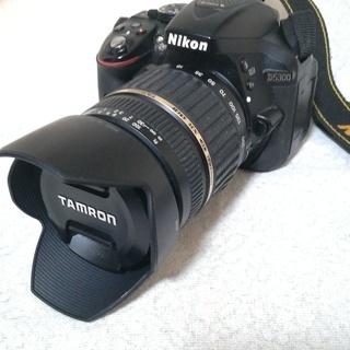 Nikon D5300とタムロン高倍率ズームレンズセット 中古