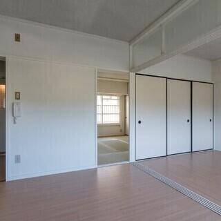 【初期費用ゼロで登場】田村市、新規2部屋募集中の3DKですよ♪【保...