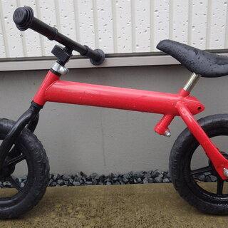 幼児用練習自転車