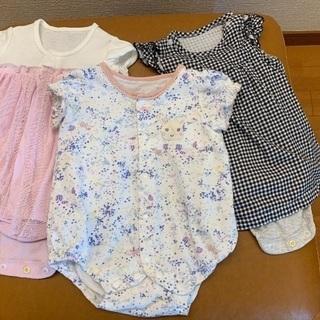 60センチ 女の子 ベビー服セット  美品
