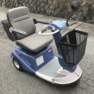 ☆彡 電動車いす。介護用品。セニアカー。シニアカー。免許返納後で...