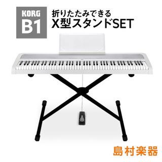 【ほぼ新品】KORG電子ピアノ+イス