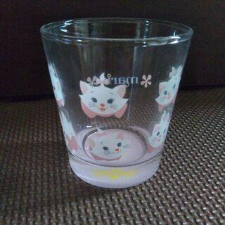 【未使用】ディズニー マリー グラス 2個セット