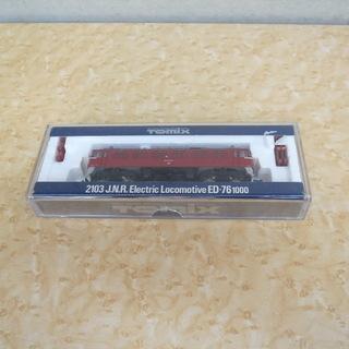 TomixNゲージ ED76電気機関車 2103