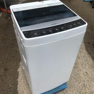 激安!2018年製 ハイアール 全自動電気洗濯機 JW-C55A ...