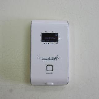 Pocket wifi GL02P SIMフリー