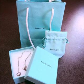ティファニー ネックレス Tiffany & Co. オープンハート