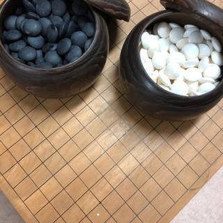 碁盤 碁石セット