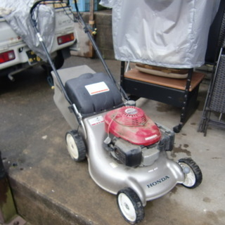 ホンダ エンジン芝刈り機HRG465 ジャンク