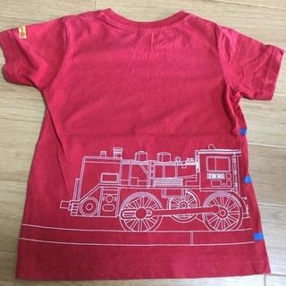 プラレール Tシャツ 100