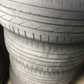 タイヤのみ4本セット ①