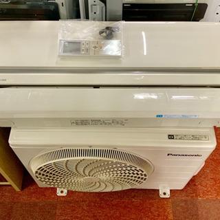 Panasonic 2.2kW冷暖房エアコンCS-J223C-W...