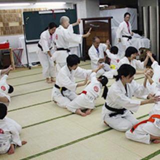 夏休み企画!福岡博多で 親子で学ぶ 護身術!心身の育成、健康に!初心者も安心〜の画像