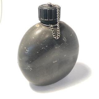 アルミ水筒 登山水筒 渡邊金属 金太郎印 昭和レトロ 当時物