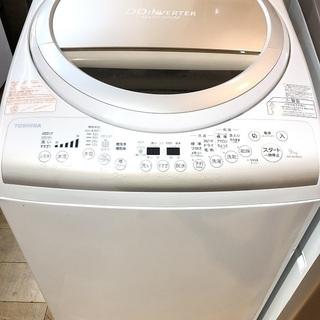 【安心の6ヶ月保証】TOSHIBAの洗濯乾燥機あります!!