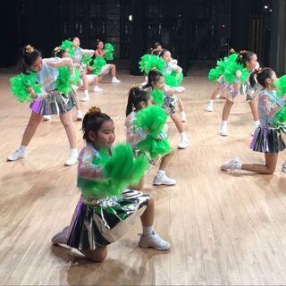 子供のダンス教室ならトータルフィットネスアカデミー